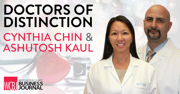 Two Westmed Physicians to Receive Westchester Biz Journal 'Doctors of Distinction' Awards