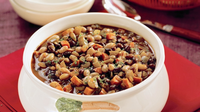 French-Style Bean Stew