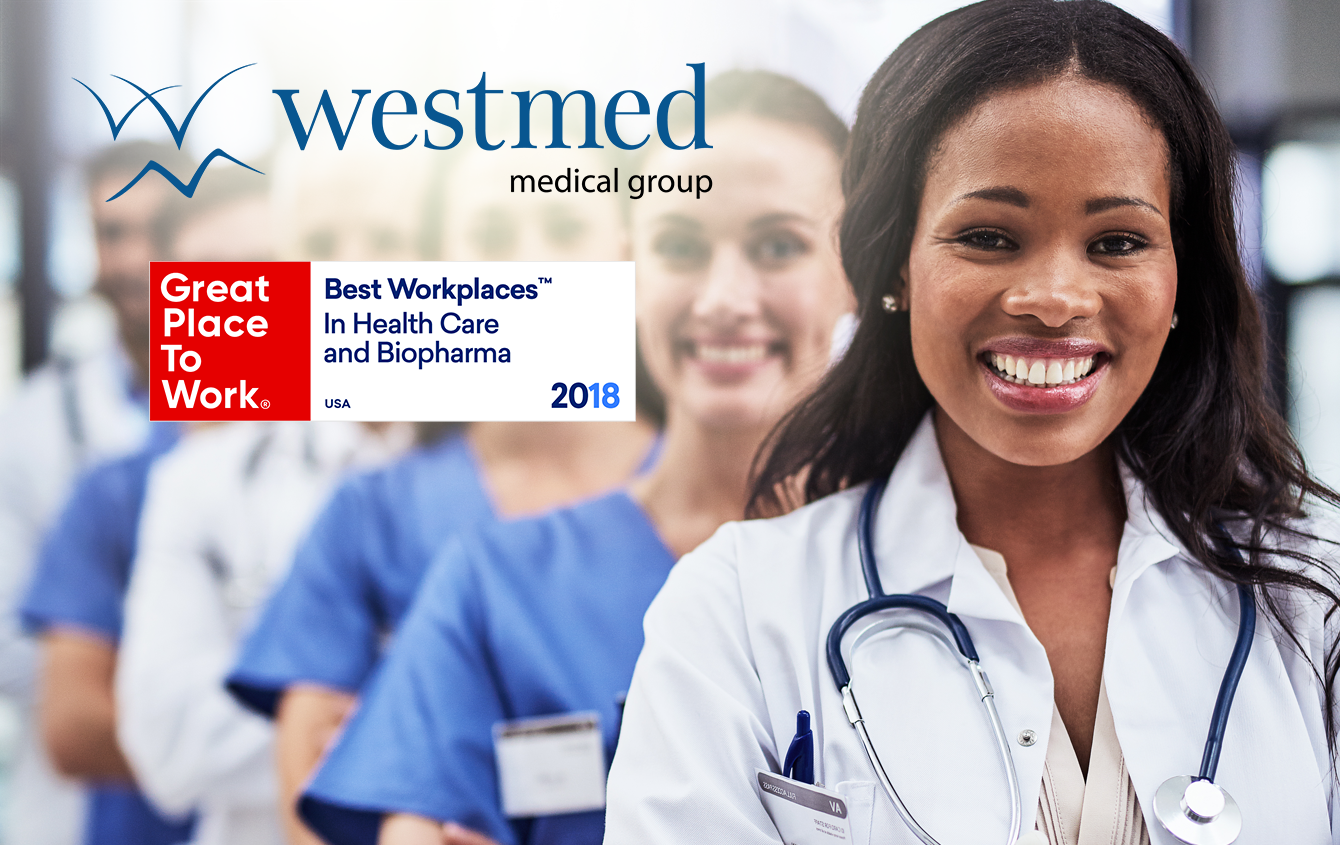 Westmed Named One of 2018 Best Workplaces in Health Care & Biopharma