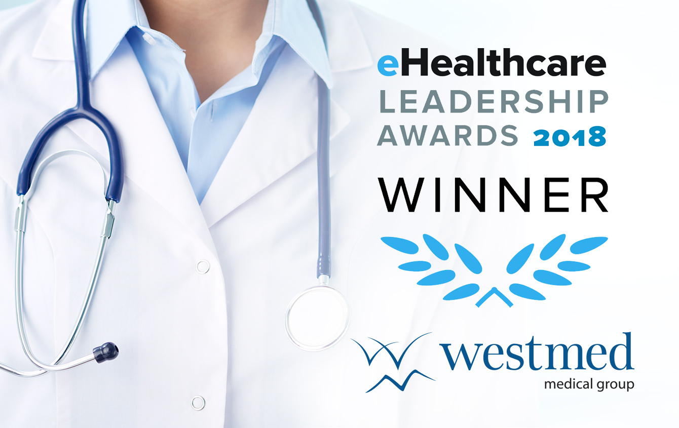 Westmed Wins Two eHealthcare Leadership Awards