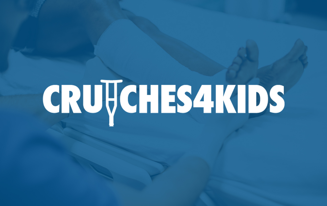 Westmed Collecting Used Crutches and Canes for Crutches4Kids
