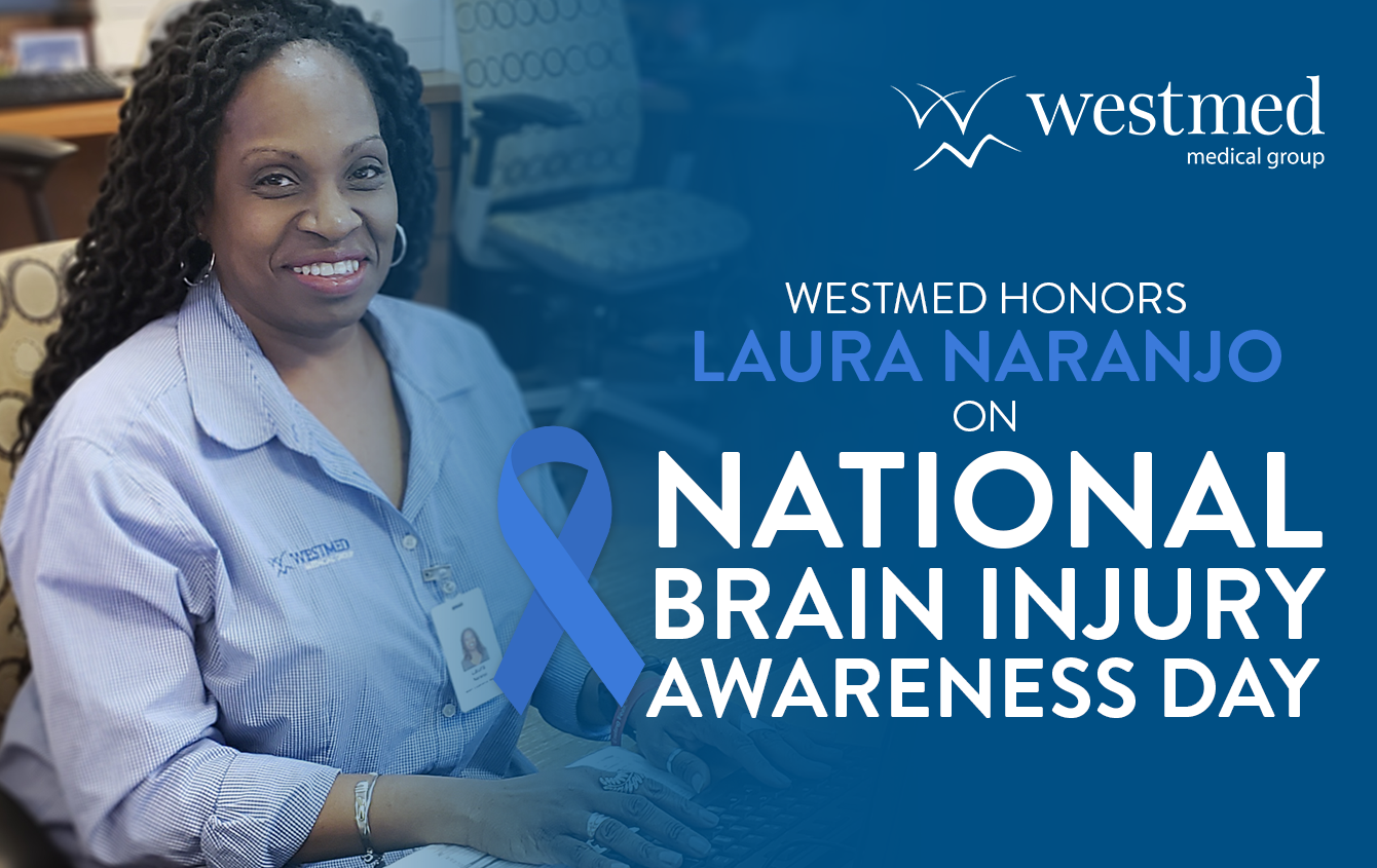 A Personal Story: Wear Blue March 13, 2019 for National Brain Injury Awareness Day