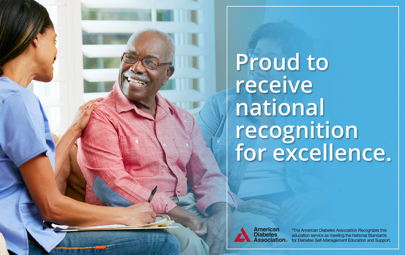 Westmed's Diabetes Education Program Recognized for Excellence by the American Diabetes Association (ADA)