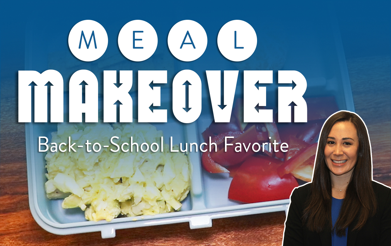 Meal Makeover: Green Eggs Lunchbox