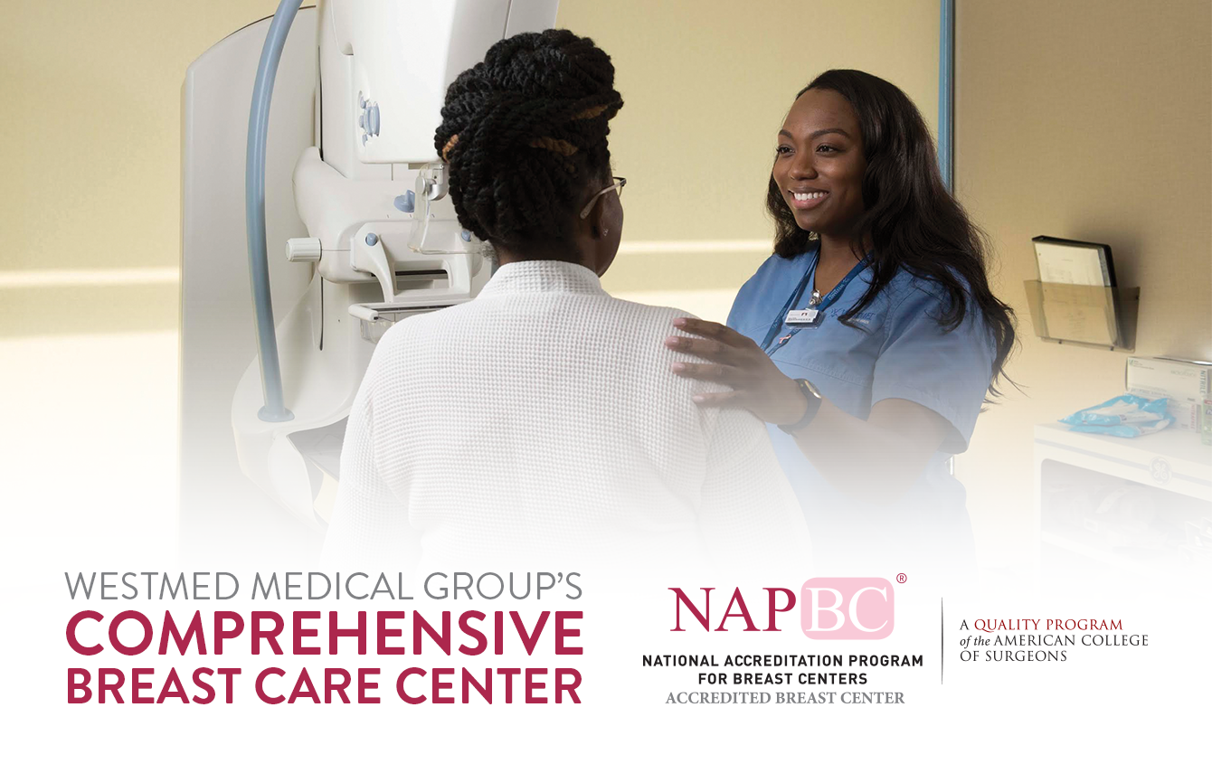 Westmed Medical Group's Comprehensive Breast Care Center Achieves NAPBC Accreditation