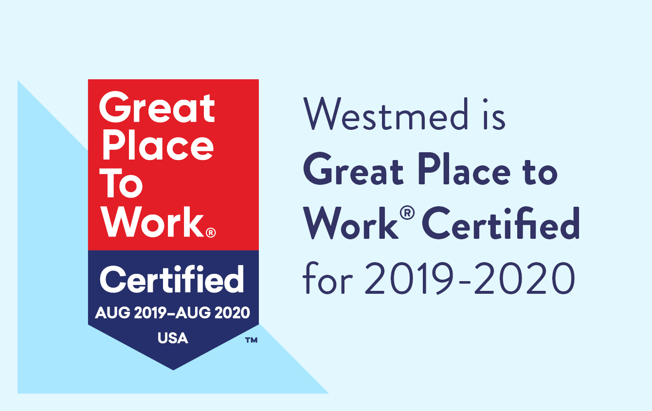 Westmed Medical Group is Great Place to Work Certified