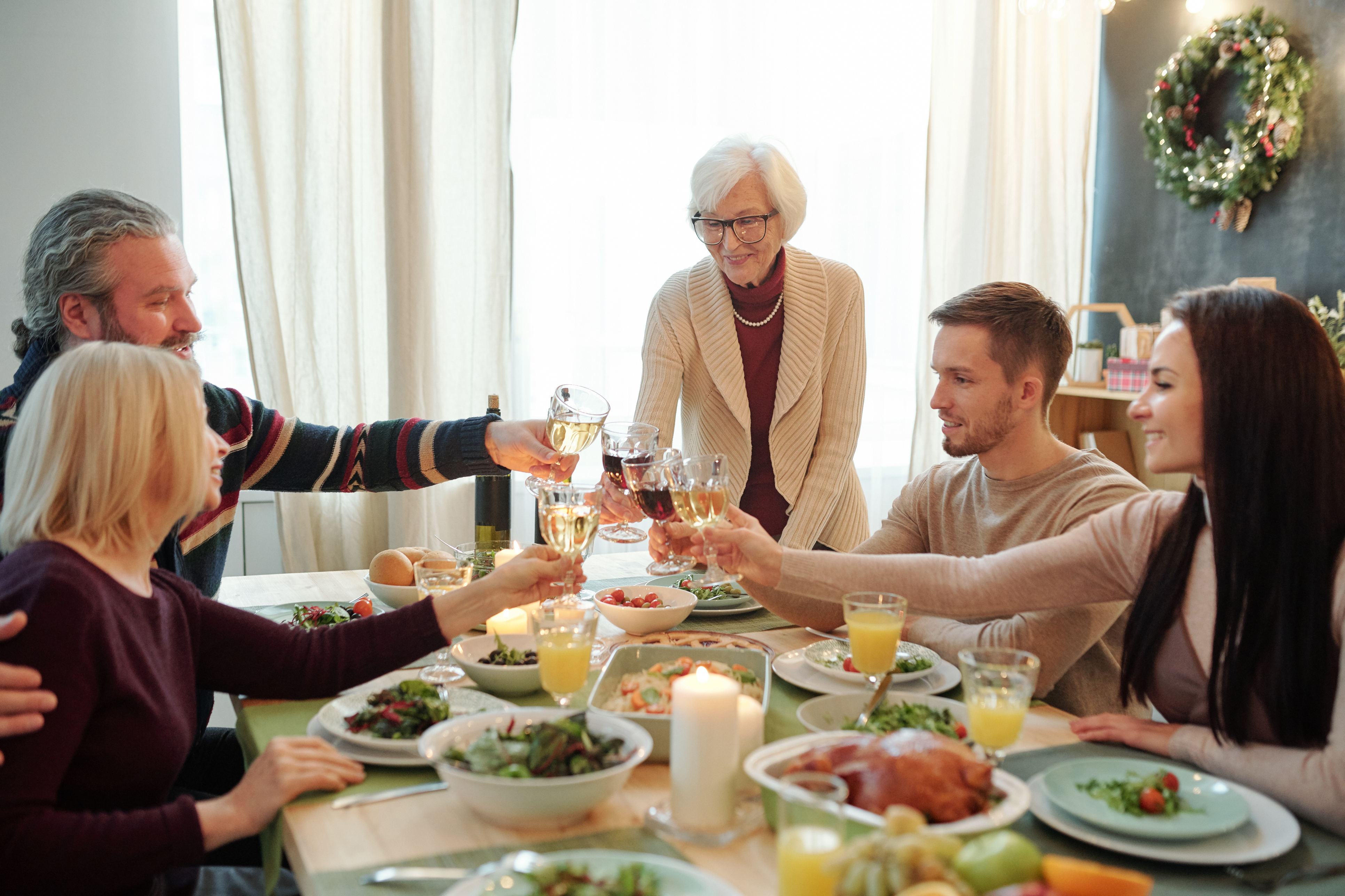Top 5 Tips for Surviving the Holidays with Healthy Habits