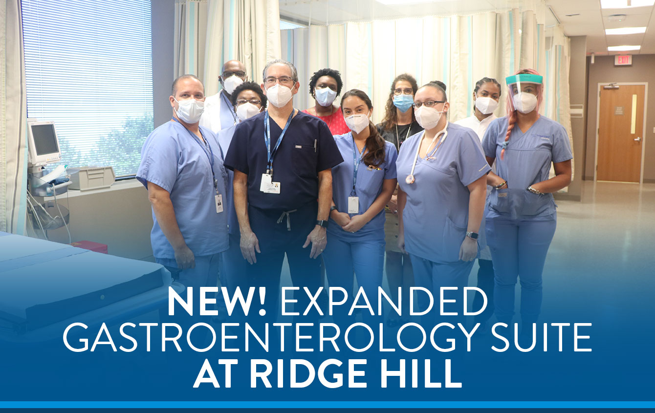 Westmed Announces New, Expanded Gastroenterology Suite at Ridge Hill