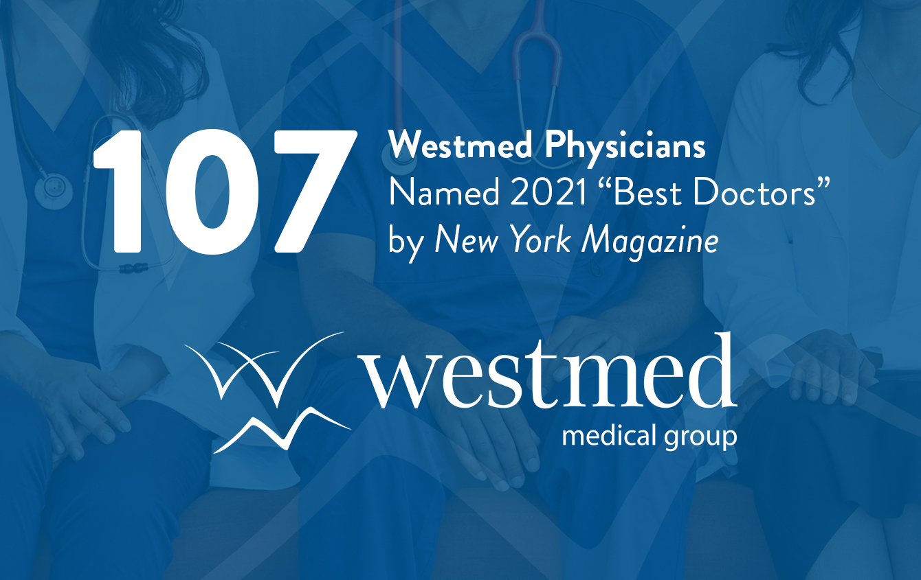 New York Magazine Names 107 Westmed Doctors in Their Best Doctors Issue