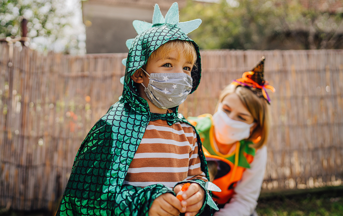 Halloween Safety & COVID-19 Guidelines